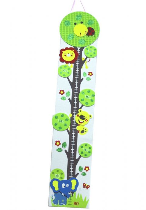 Toddler Height Chart up to 150cm (Tall Tree)